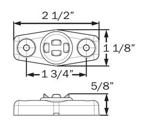 48f1y Intermittent Failure Headlights High Beam in addition Products besides Twist Shackle Stainless Steel in addition Products in addition 12 Recessed Ceiling Lighting. on 12 volt led cabin lights