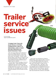 Trailer Service Issues