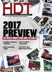 Heavy Duty Trucking - October 2016