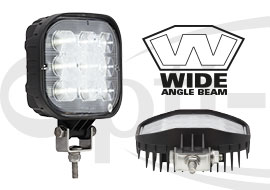 Wide Angle Work Lights